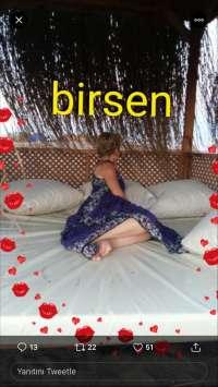 Bombastik seksi escort Birsen