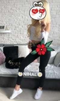 Samsun escort seksi Nihal